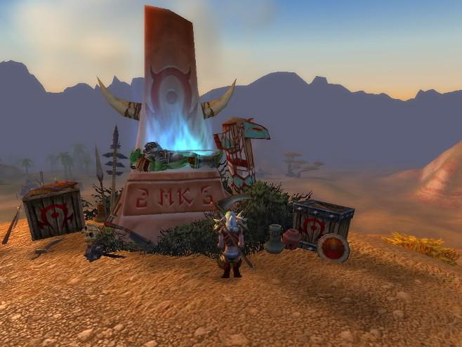 Shrine of the Fallen Warrior, World of Warcraft