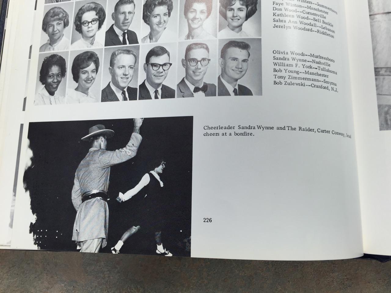1964 MTSU Yearbook